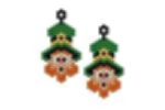 Irish Leprechaun Earring