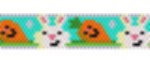 Rabbit and Carrot Bracelet