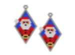 Santa Diamond Earring