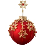 Christmas Falling Stars 6cm Bauble Ornament