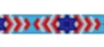 Abstract Stars and Stripes Bracelet