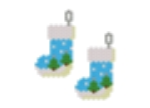 Christmas Stocking Earing Earring