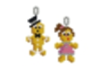 The Gingerbreads Earring