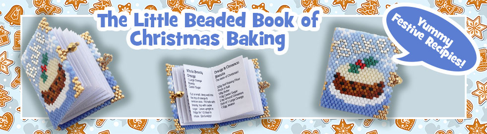 The Little Beaded Book of Christmas Baking