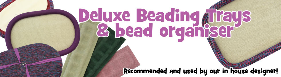 ThreadABead Luxury Bead Trays