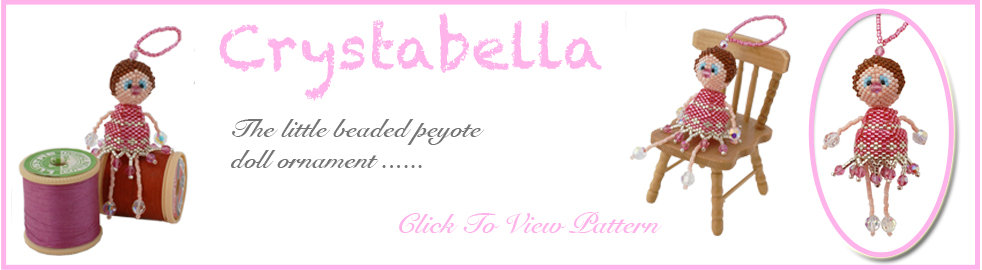 Crystabella Bead Pattern