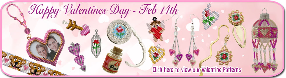 Valentines Day Bead Patterns