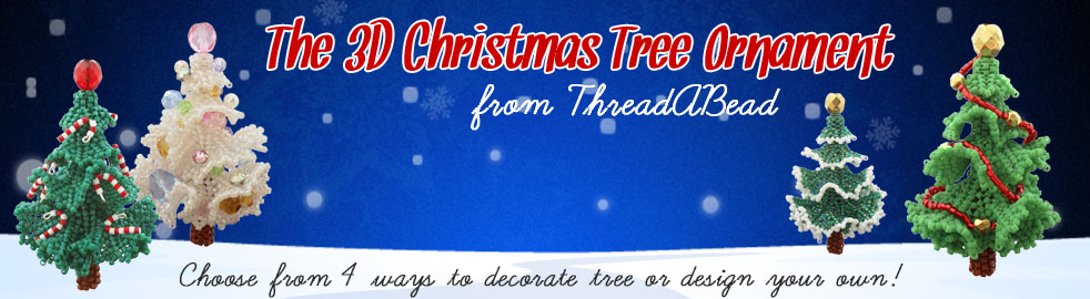 Christmas Tree Bead Pattern