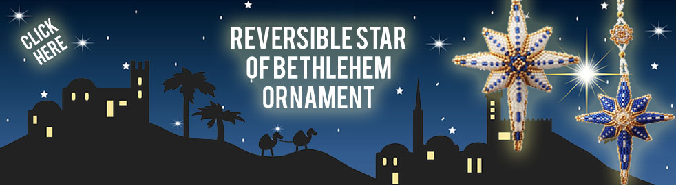 Bethleham Star Bead Pattern