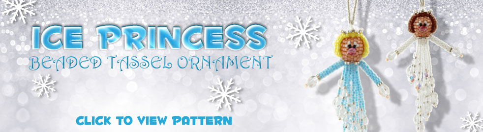Ice Princess Bead Pattern