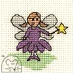 Mouseloft Stitchlets Fairy Cross Stitch Kit