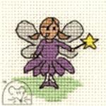Mouseloft Stitchlets Fairy Cross Stitch Kit