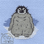 Mouseloft Stitchlets Baby Penguin Cross Stitch Kit