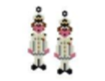 US Navy Officer Earring