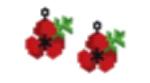 Poppy Earring