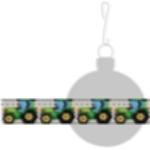 Tractor Bauble