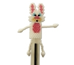 Rabbit Pen Topper
