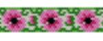Pink Poppy Bracelet