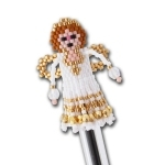 Angel Pen Topper Pattern