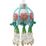 Spring Flower Bauble Ornament