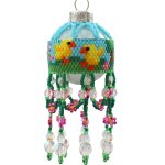 Easter Chick Bauble Ornament