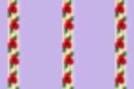 Thin Poppy Bracelet