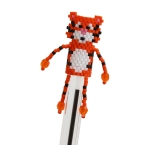 Tiger Pen Topper Pattern