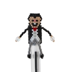 Dracula Pen Topper Pattern