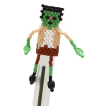 Frankenstein Pen Topper Pattern