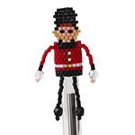 London Guard Pen Topper Pattern