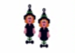 Witch Earring Pattern Only
