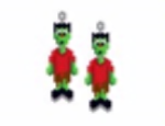 Frankenstein Earring Pattern Only