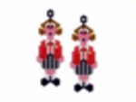 School Girl Earring Pattern Only