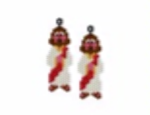 Jesus Earring Pattern Only