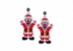 Santa Earring Pattern Only